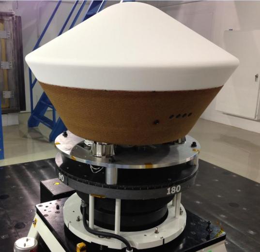 Vertical SRC Spin Test