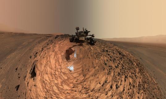 Curiosity's sol 1065 MAHLI self-portrait (official version)
