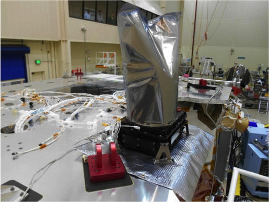 OSIRIS-REx OTES instrument