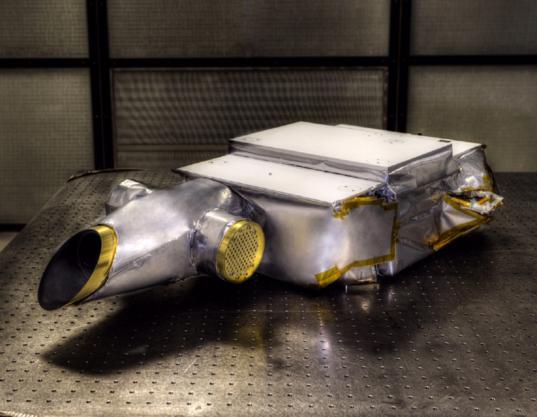 OSIRIS-REx OVIRS flight unit