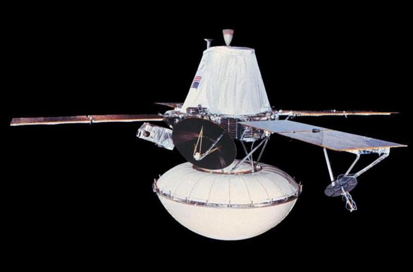 Viking orbiter