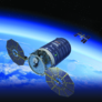 Enhanced Cygnus spacecraft