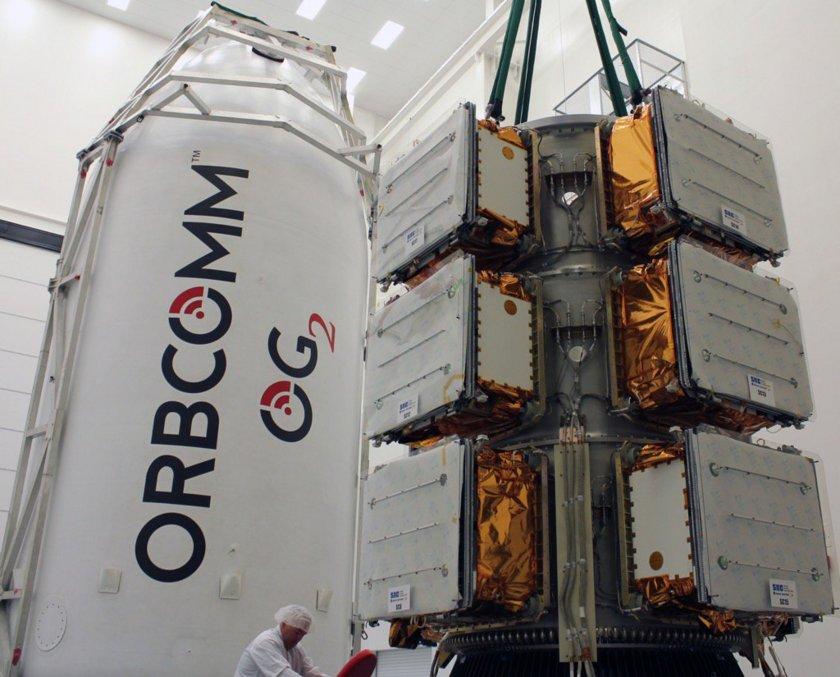 ORBCOMM OG2 payload