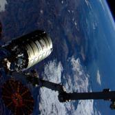 Cygnus OA-4 over Bolivia