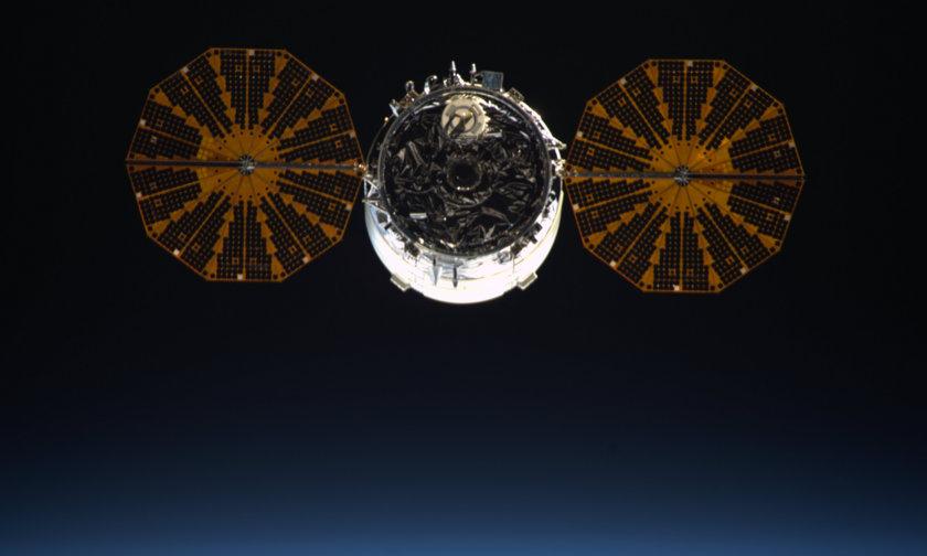 Cygnus OA-4 departure
