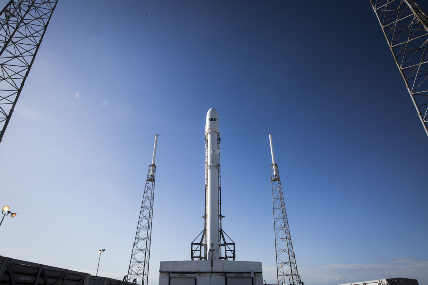 SpaceX SES-9 mission ready for launch