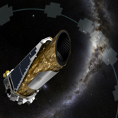 K2 spacecraft