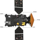 ExoMars 2016 Trace Gas Orbiter (TGO) and Schiaparelli