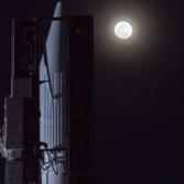 Orbital ATK Cygnus CRS-6 launch