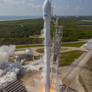 Falcon 9 Eutelsat/ABS liftoff