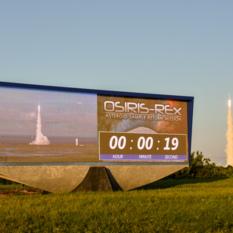Liftoff of OSIRIS-REx