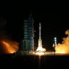 Tiangong-2 launch