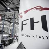 Falcon Heavy interstage