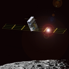 Lunar IceCube