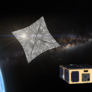 LightSail 2 and Prox-1