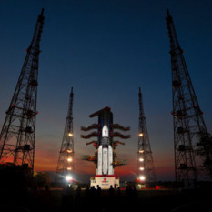 GSLV-MK3 on second launch pad