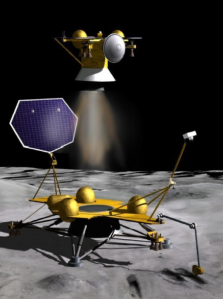 Moonrise lander