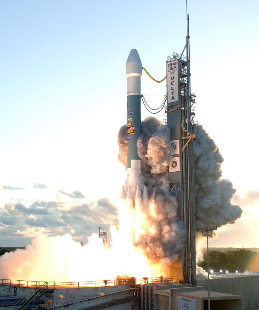 Dawn's launch
