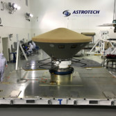 InSight being prepared for launch