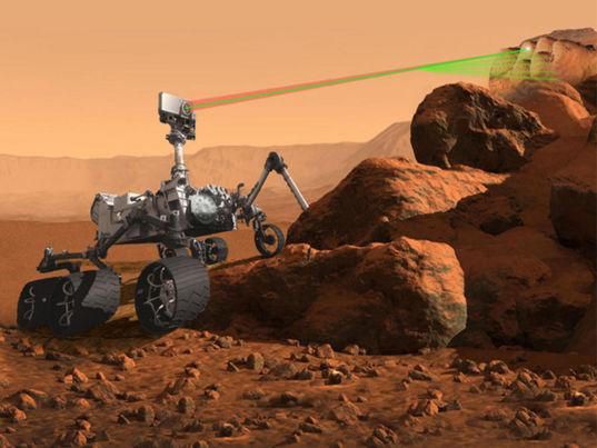 Mars 2020 SuperCam