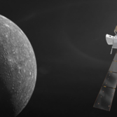BepiColombo approaching Mercury (5)
