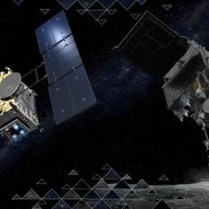 Dual asteroid explorers