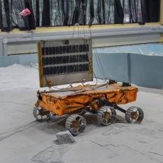 Chandrayaan-2 rover