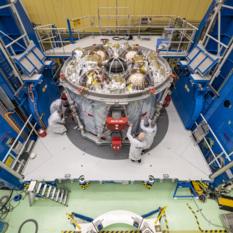 Orion EM-1 service module