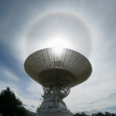 DSS-43, the 70-meter dish at Canberra, Australia