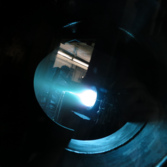 Xenon-powered Ion Engine