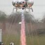 Morpheus hot fire test 5