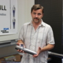Kris Zacny and Planetary Deep Drill