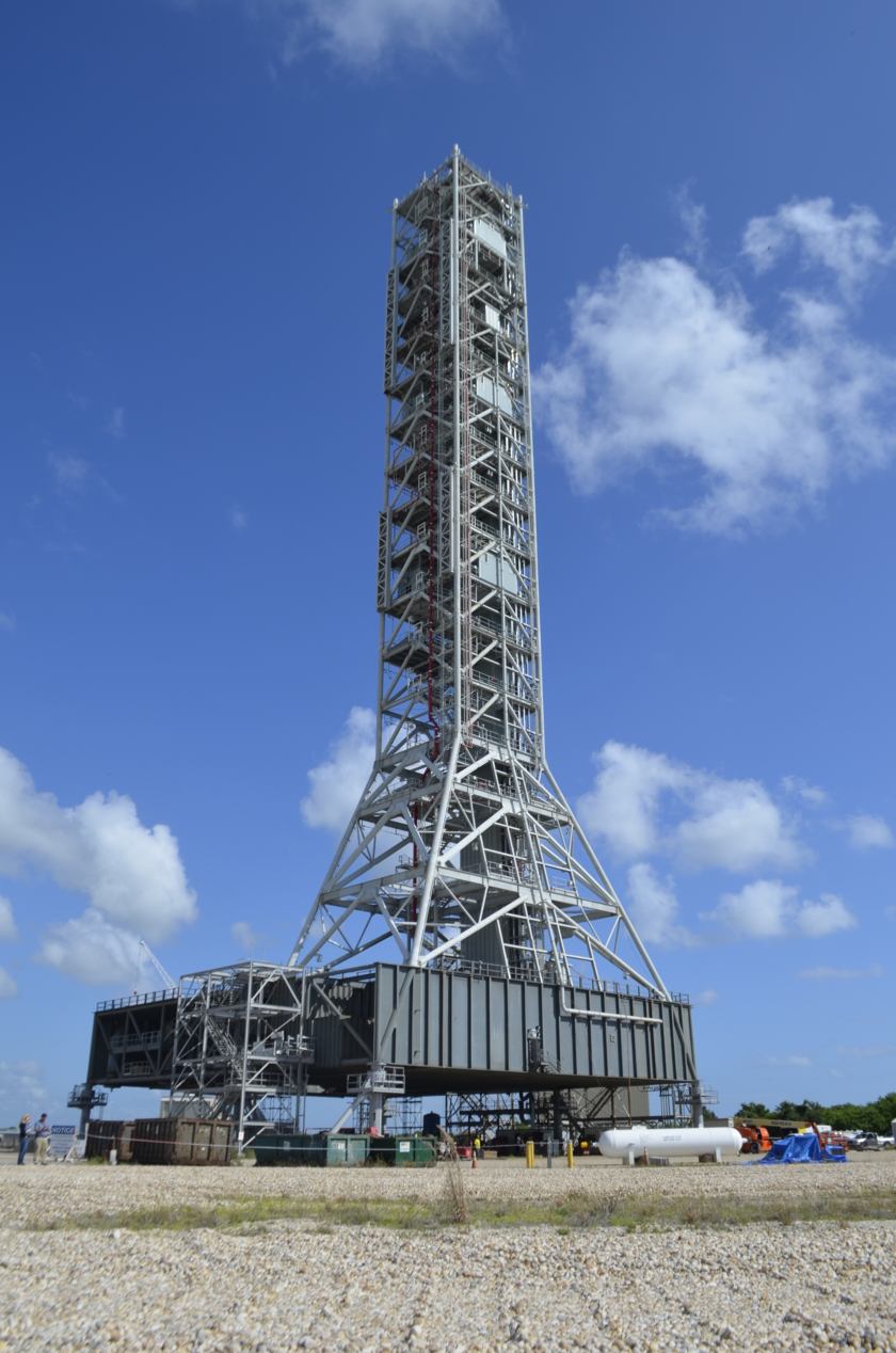 Mobile Launcher