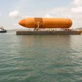 ET-94 in the Atlantic