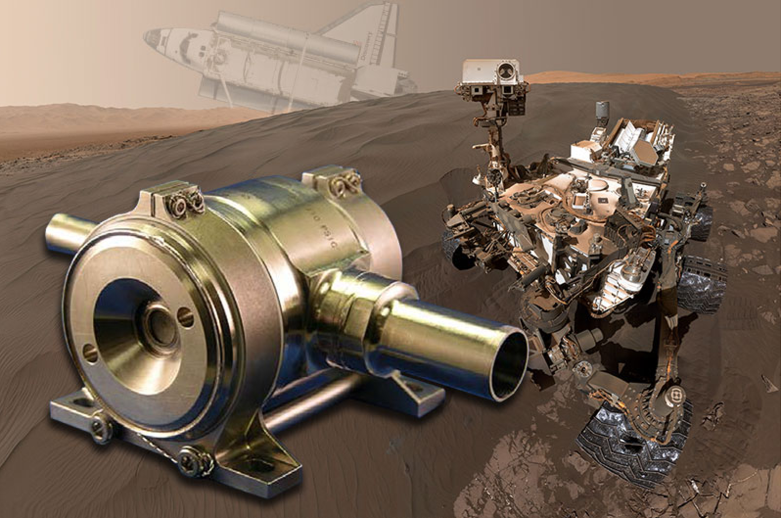 NASA's Curiosity Rover Completes 5 Years Of Mars Exploration
