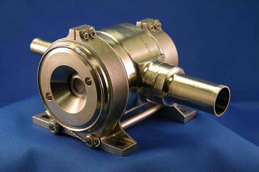 Mars Science Laboratory pressure regulator