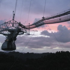Sunset at Arecibo