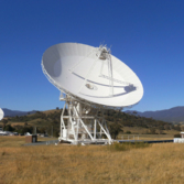 Tracking Mars missions from Canberra