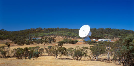 ESA's ground station at New Norcia