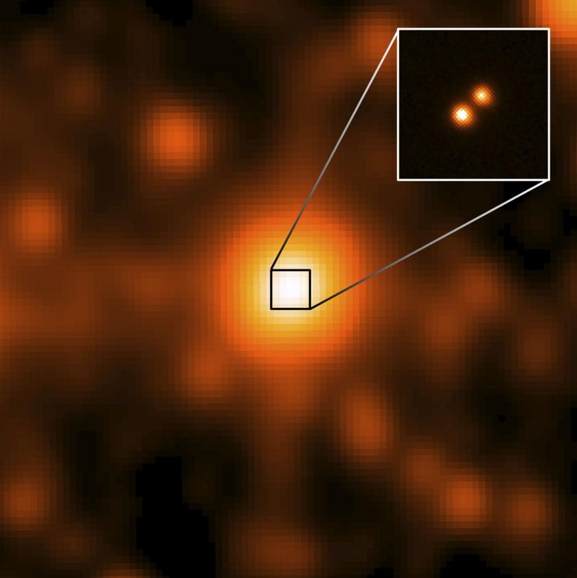 Gemini Observatory shows WISE J104915.57-531906 is binary