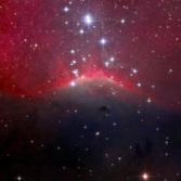 Sh2-140 emission nebula