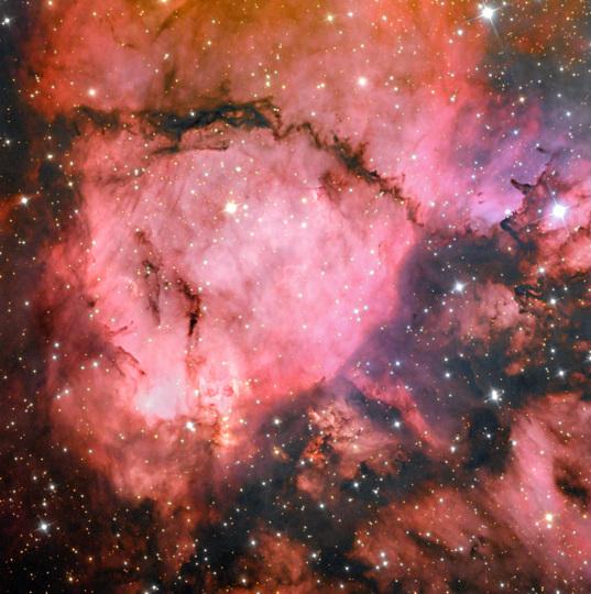 Full view of NGC 896