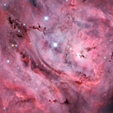 M8: The Lagoon Nebula