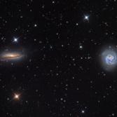 NGC 5713 and NGC 5719