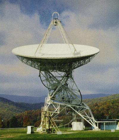 The Project Ozma Radio Telescope