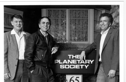 The Founders of The Planetary Society
