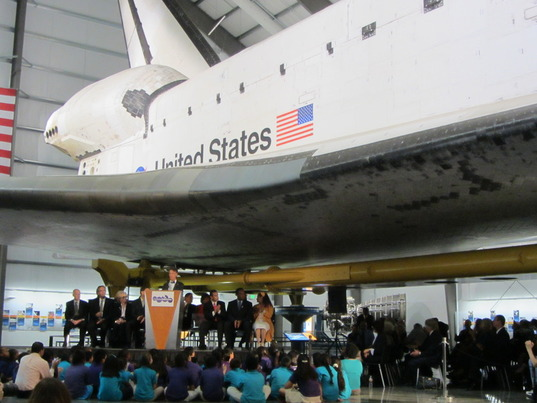 Endeavour Opening Day Ceremony