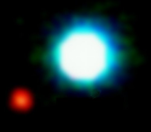 First Image of an Exoplanet?