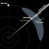 Surveying for New Horizons Kuiper Belt targets yields a Neptune Trojan