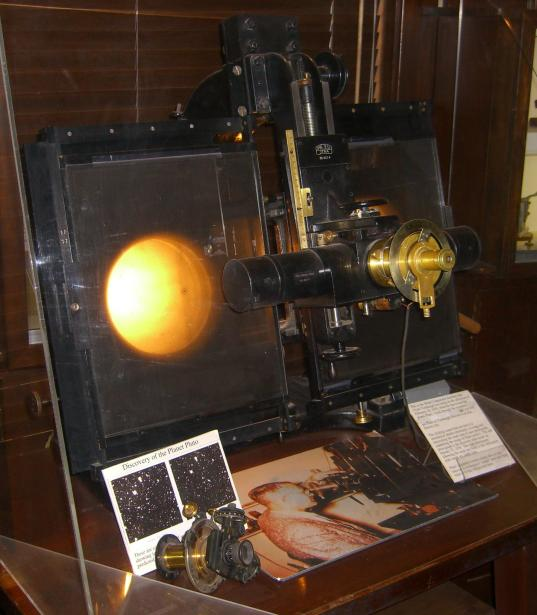 The Instrument that Discovered a Planet